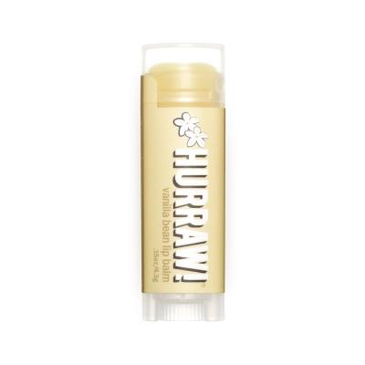 Hurraw Lipbalm Vanilla Bean 1
