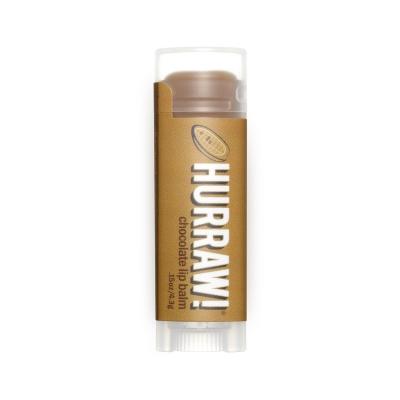 Hurraw Lipbalm Chocolate 1