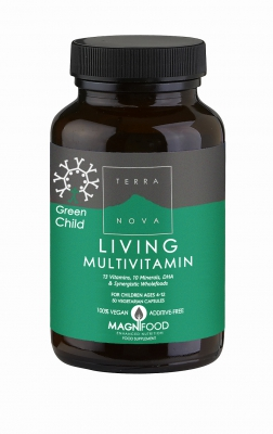 Terranova Green Child Living Multivitamin 1