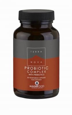 Terranova Mjölksyrabakterier med Prebiotica 1