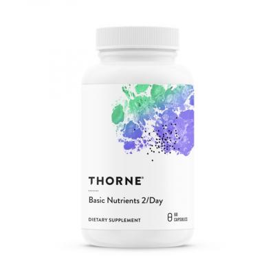Thorne Basic Nutrients 2/Day 1