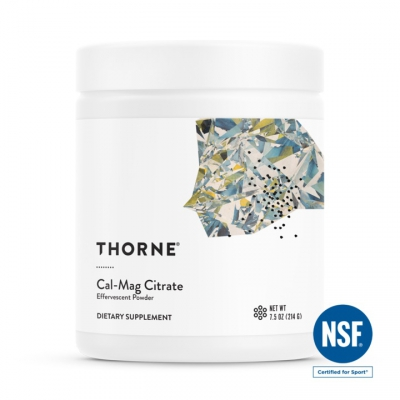 Thorne Cal-Mag Citrate 1