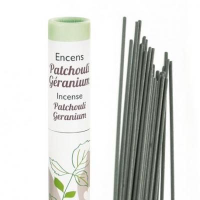 Naturliga Växtrökelser Patchouli/Geranium 1
