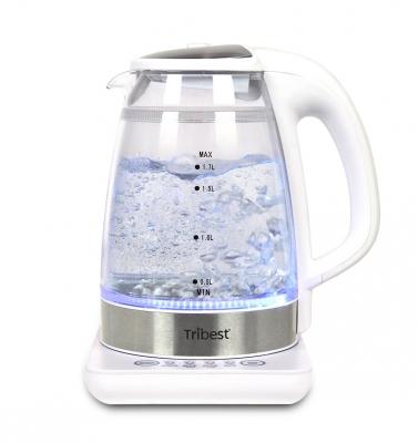 Tribest vattenkokare i glas 1
