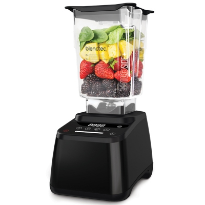 Blendtec 625 Designer Black 1