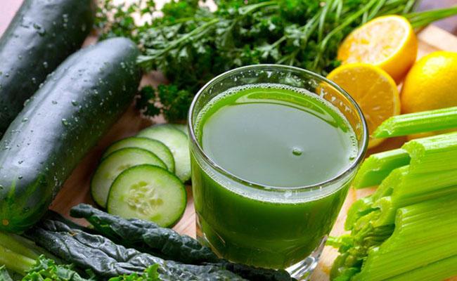 Gör en grön Juice - Din kropp kommer jubla! 3