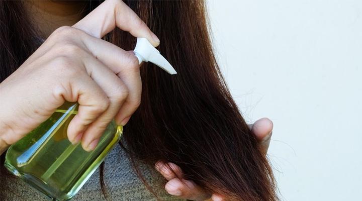 Gör en hårinpackning med ekologisk, kallpressad olja idag. 2