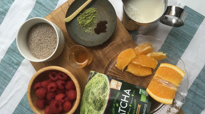 4 olika Matcha Recept! 4