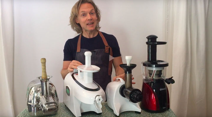 Juicemaskiner 1
