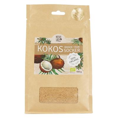 Ekologiskt Kokospalmsocker 500 gram 1