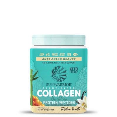 SunWarrior Collagen Building Protein Vanilj 1