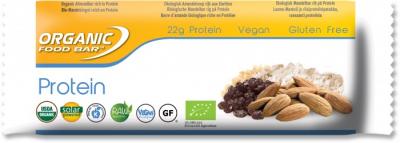 Organic Food Bars Protein 75g 1