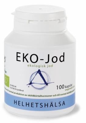 Helhetshälsa EKO-Jod 1