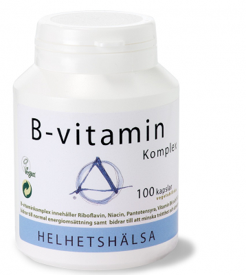 Helhetshälsa B-komplex 1