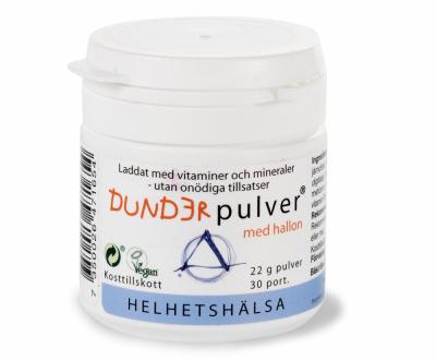 Helhetshälsa Dunderpulver för barn 1