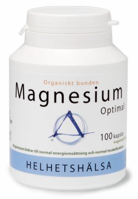 Helhetshälsa MagnesiumOptimal 1