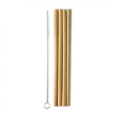 Humble Brush Bambu Sugrör 4 st 1