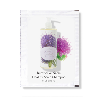 Burdock & Neem Healthy Scalp Shampoo PROV 1