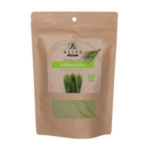 Ekologiskt Korngräspulver