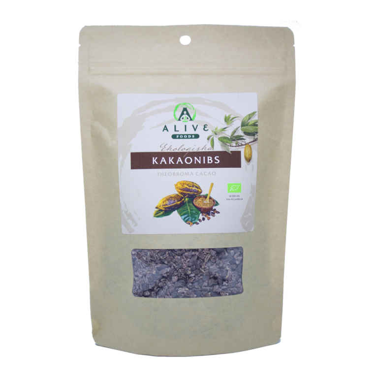 RAW Kakaonibs 150 gram
