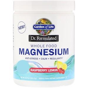 Garden of Life Magnesium Hallon/Citron 1