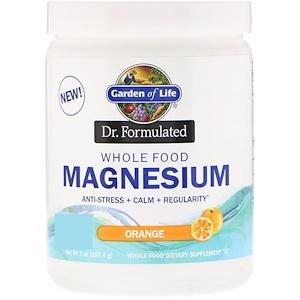 Garden of Life Magnesium Apelsin