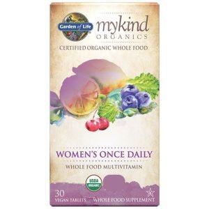 Mykind Organics Woman´s Multi Once Daily