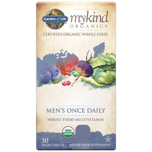 Mykind Organics Men´s Multi Once Daily