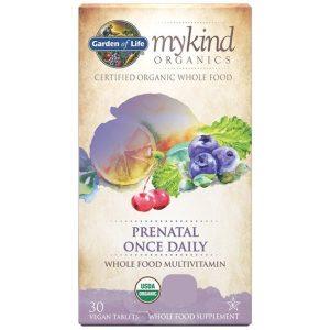 Mykind Organics Prenatal Once Daily / För Gravida