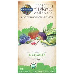 Mykind Organics B-komplex
