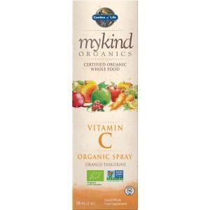 Mykind Organics Vegan C-vitamin