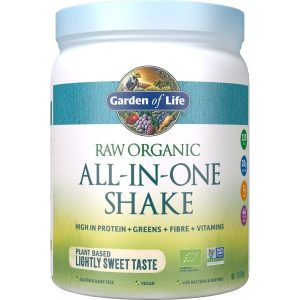 Garden of Life RAW Organic All-In-One Shake Neutral