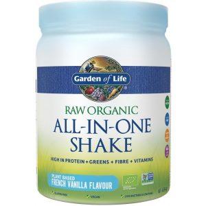 Garden of Life RAW Organic All-In-One Shake Vanilj