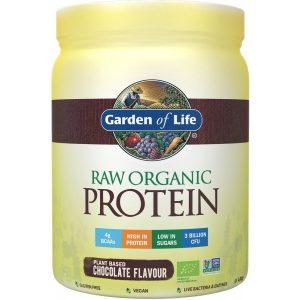 Garden of Life RAW Organic Protein Choklad