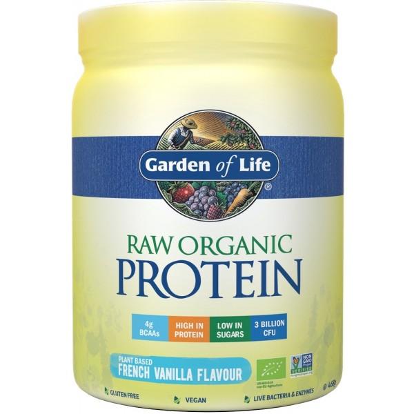 Garden of Life RAW Organic Protein Vanilj