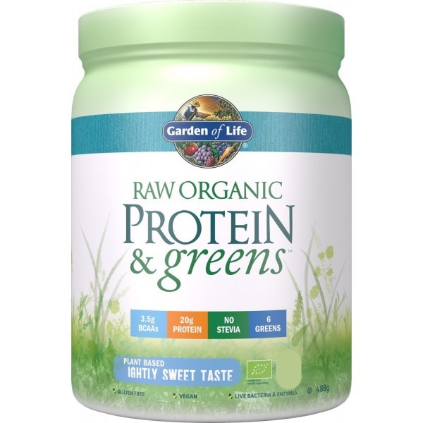 Garden of Life RAW Protein & Greens 1