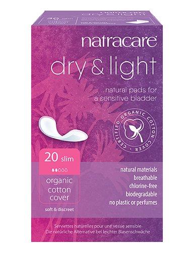 inkontinensskydd Dry & Light Slim 20 st