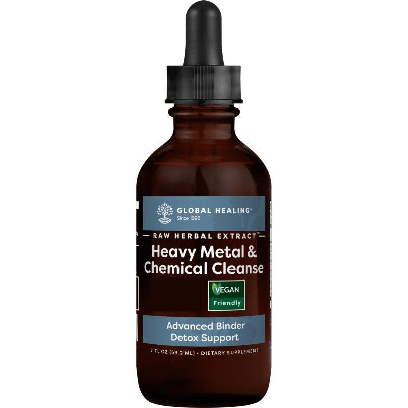 Heavy Metal & Chemical Cleanse / fd Zeotrex 1