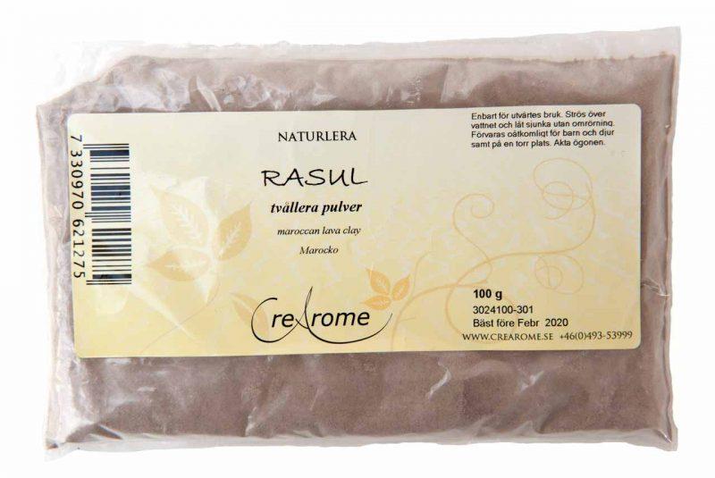Rasullera - Rahssoul pulver 100g 1