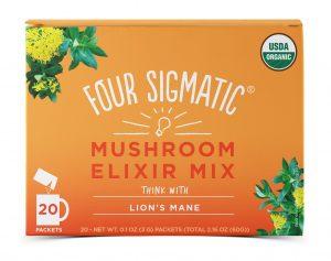 Lion´s Mane Mushroom Elixir Mix