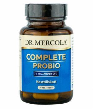 Dr Mercola Complete Probio / Mjölksyrabakterier