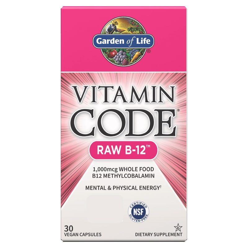 Vitamin Code RAW B-12 1