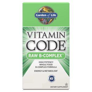 Vitamin Code RAW B-Komplex