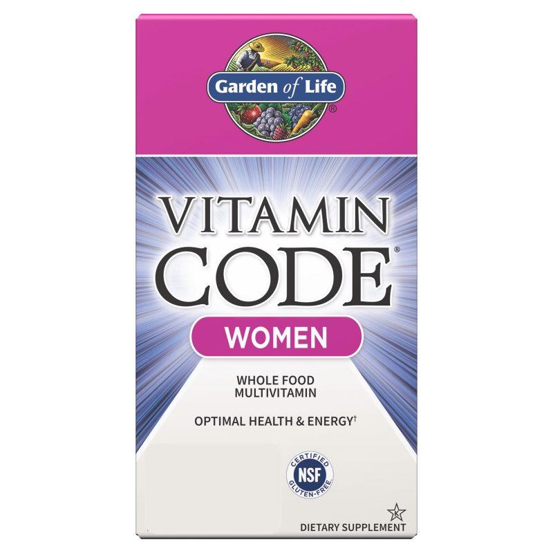 Vitamin Code Woman Multivitamin 1