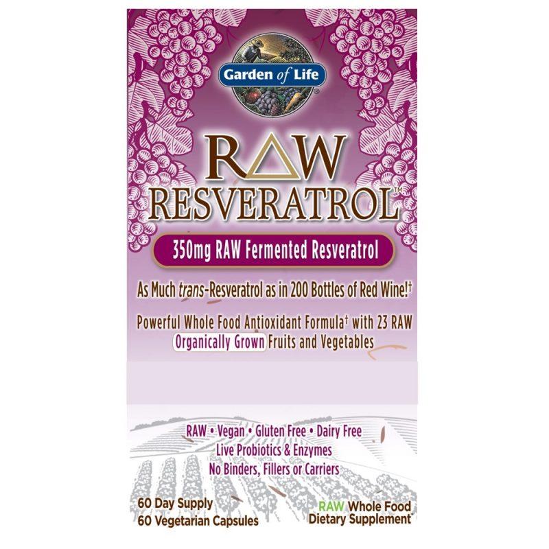RAW Resveratrol 1
