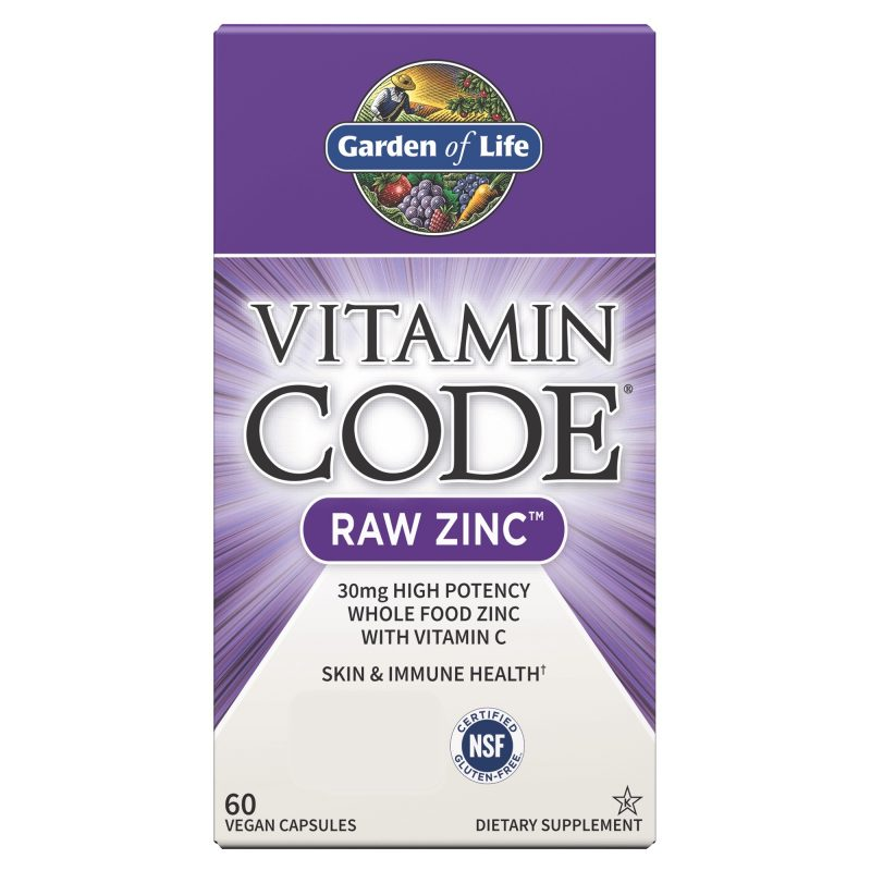 Vitamin Code RAW Zink 1