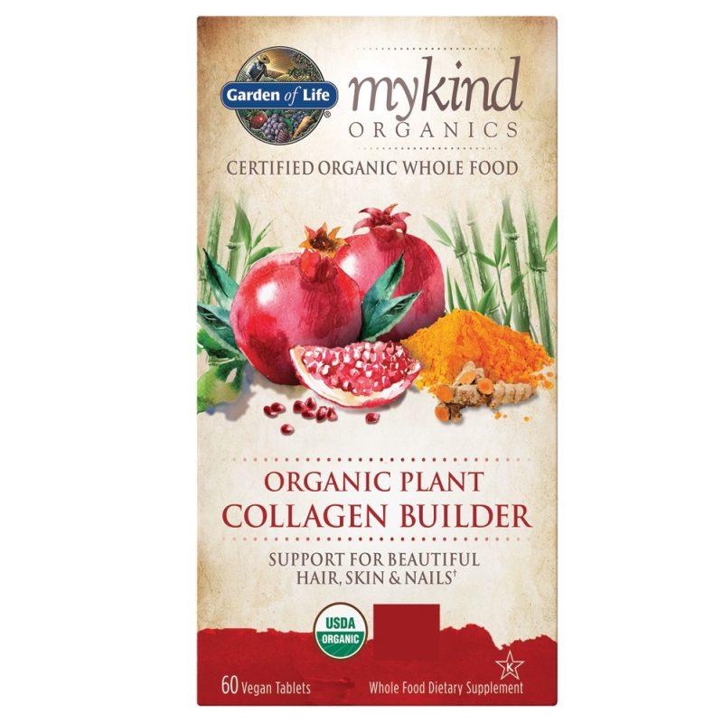 Mykind Organics Plant Collagen Builder 1