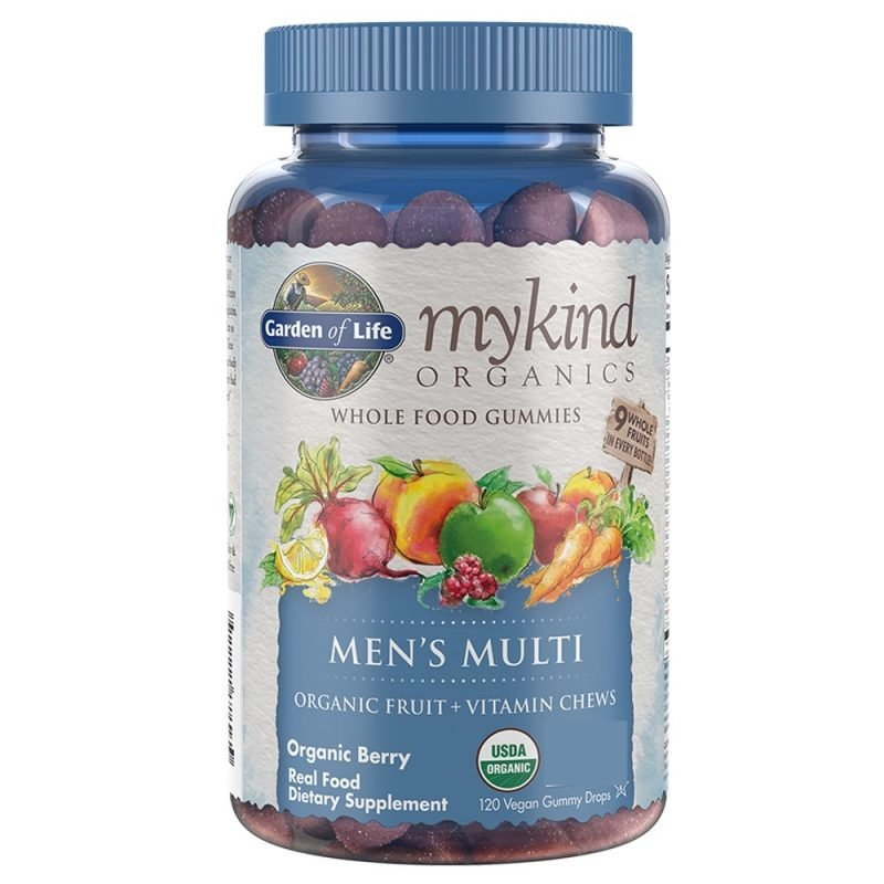 Mykind Organics Men´s Multi Tuggisar 1