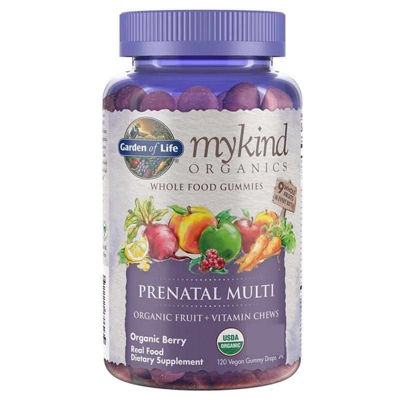Mykind Organics Prenatal Tuggisar / För Gravida 1