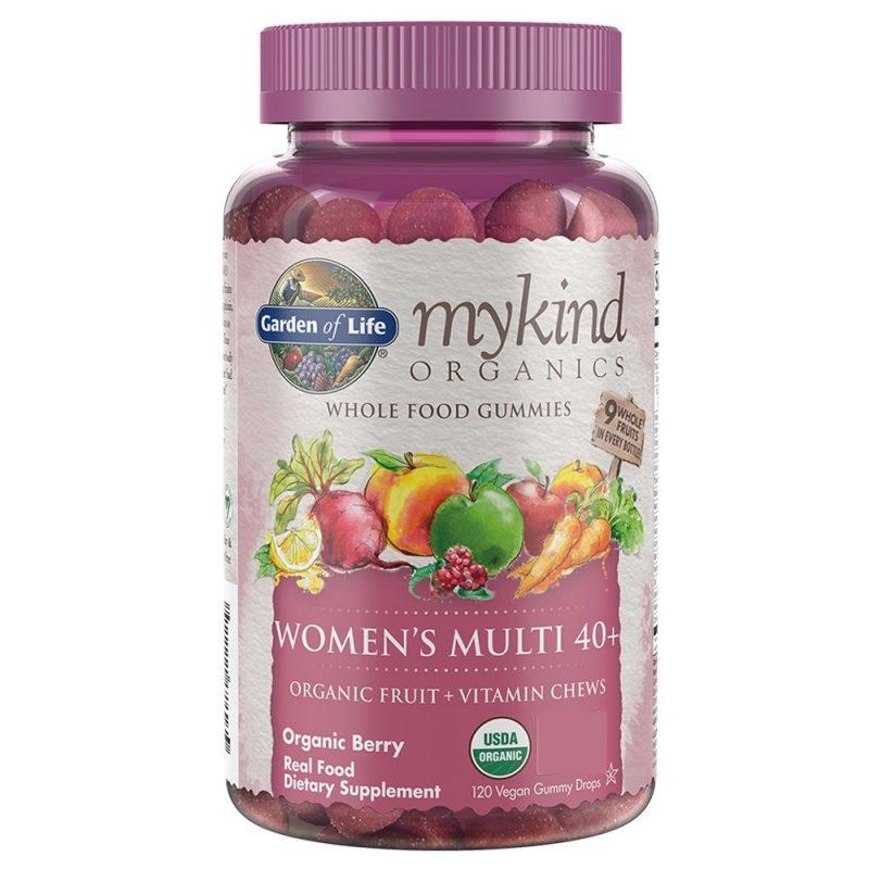 Mykind Organics Woman´s Multi Tuggisar 1